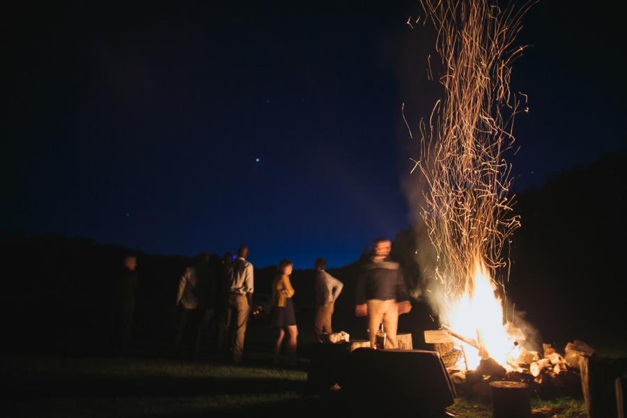 Justin Trails Campfire