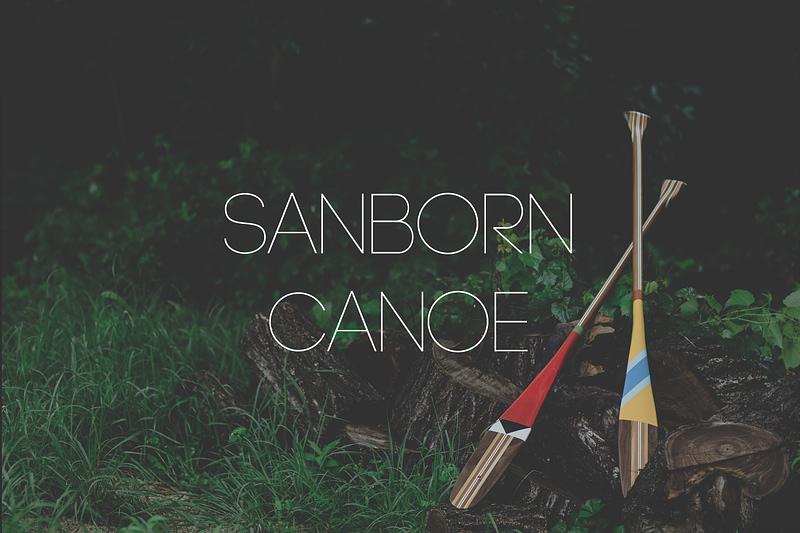 Sanborn Canoe Co