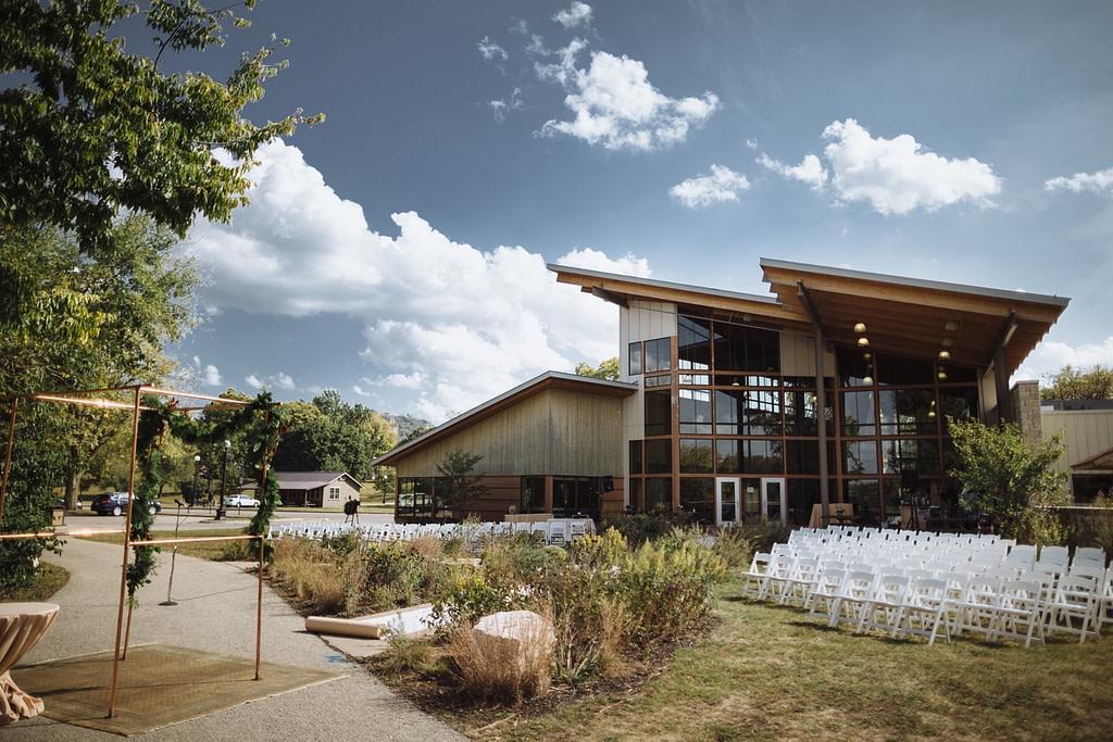 Myrick Park Center Wedding