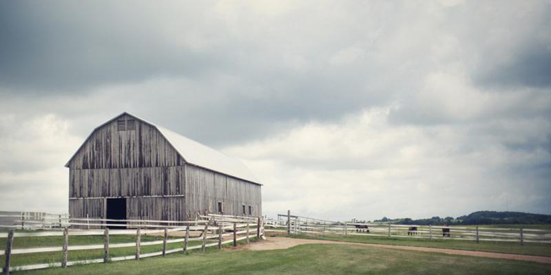 Horse Barn at huntington Farms