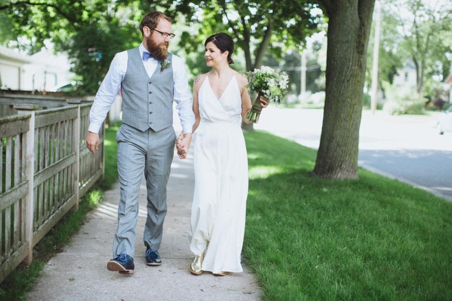 Park Wedding Appleton