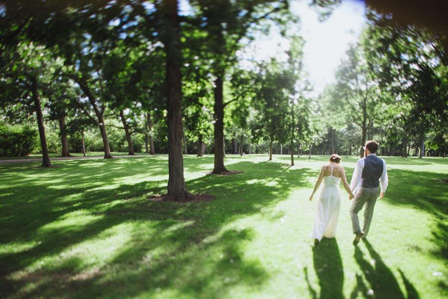 Appleton Park Wedding