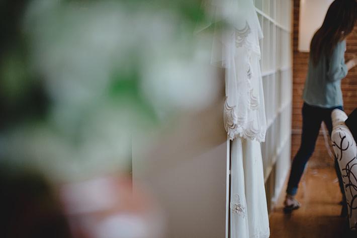 Wedding Dress at Salon Glow
