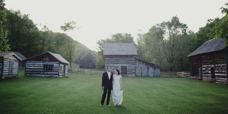 Norskedalen Wedding Photo