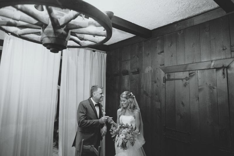 Bride+Father